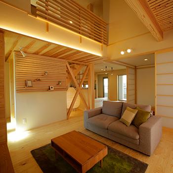 新日本建設のコープの家